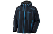 Columbia Men&#039;s Ice Wave Sofshell Jacket compass blue